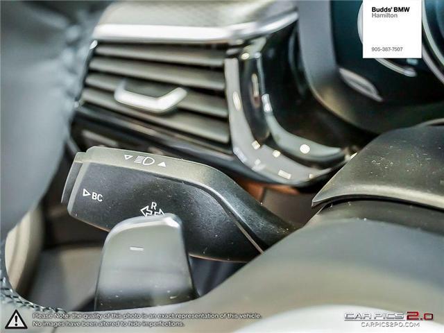 2018 BMW 540i xDrive (Stk: B28614) in Hamilton - Image 11 of 21