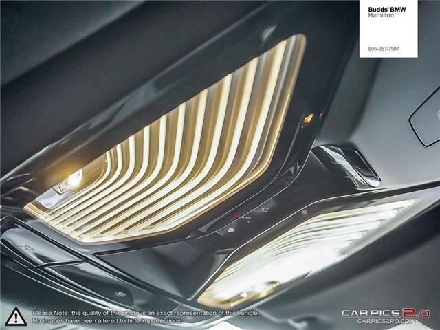 2018 BMW 540i xDrive (Stk: B28614) in Hamilton - Image 14 of 21