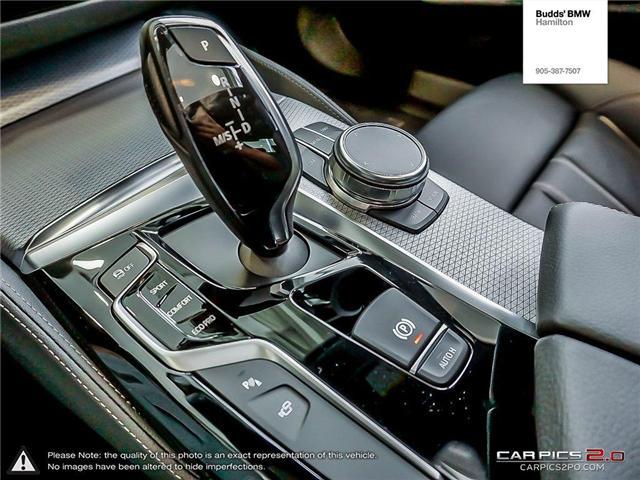 2018 BMW 540i xDrive (Stk: B28614) in Hamilton - Image 17 of 21
