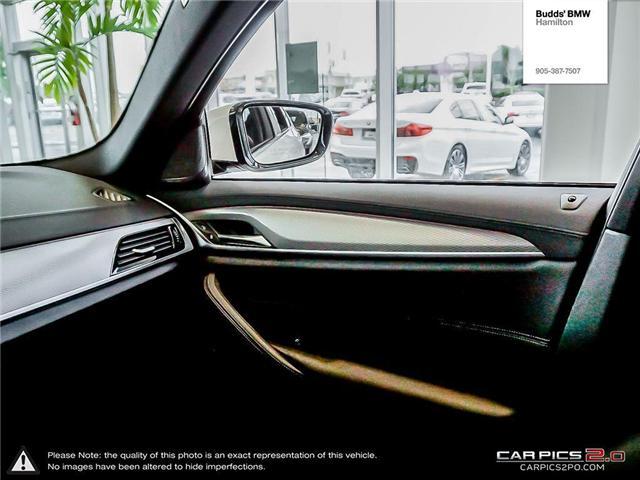 2018 BMW 540i xDrive (Stk: B28614) in Hamilton - Image 21 of 21