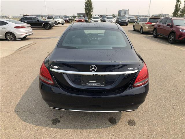 2017 Mercedes-Benz C-Class Base (Stk: 284124) in Calgary - Image 7 of 17