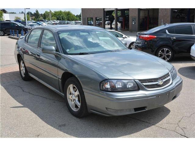 2005 Chevrolet Impala LS (Stk: 232520) In Milton   Image 1 Of 14 ...