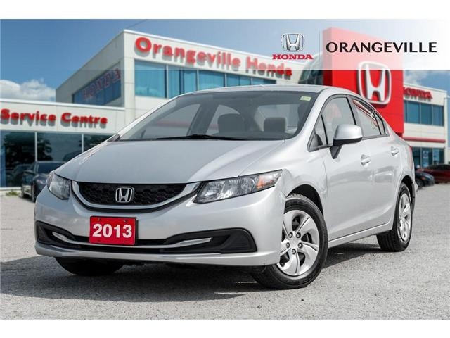 2013 Honda Civic LX (Stk: U2961A) in Orangeville - Image 1 of 20