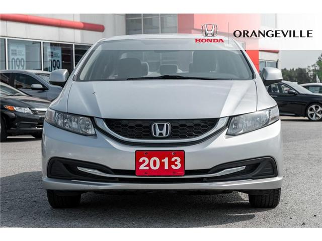 2013 Honda Civic LX (Stk: U2961A) in Orangeville - Image 2 of 20
