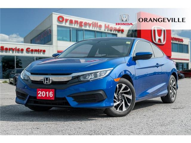2016 Honda Civic LX (Stk: F18371A) in Orangeville - Image 1 of 20