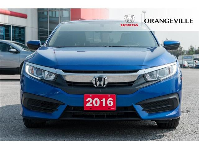 2016 Honda Civic LX (Stk: F18371A) in Orangeville - Image 2 of 20