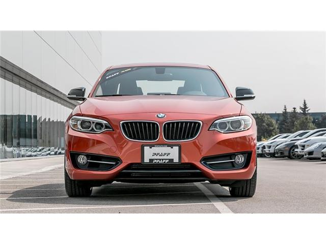 2015 BMW 228i xDrive Coupe (Stk: P13134A) in Vaughan - Image 2 of 22