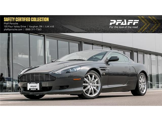2005 Aston Martin DB9  (Stk: U6207AA) in Vaughan - Image 1 of 20