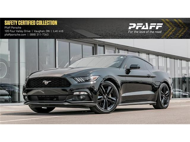 2015 Ford Mustang Coupe Ecoboost (Stk: P13007A) in Vaughan - Image 1 of 17