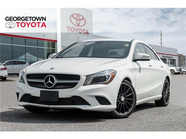 2014 Mercedes-Benz CLA-Class Base (Stk: 14-22979) in Georgetown - Image 1 of 20