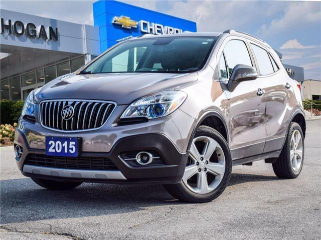 2015 Buick Encore Convenience (Stk: A038659) in Scarborough - Image 1 of 22