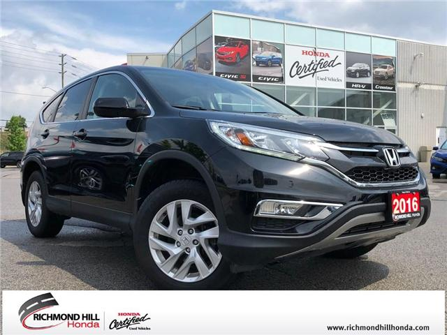 2016 Honda CR-V SE (Stk: 181171P) in Richmond Hill - Image 1 of 18