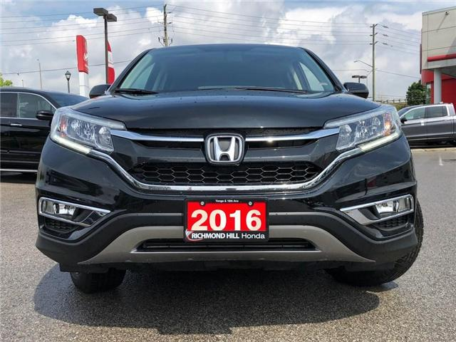 2016 Honda CR-V SE (Stk: 181171P) in Richmond Hill - Image 2 of 18