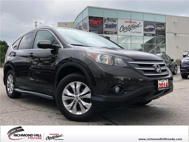 2014 Honda CR-V EX-L (Stk: 181146P) in Richmond Hill - Image 1 of 19