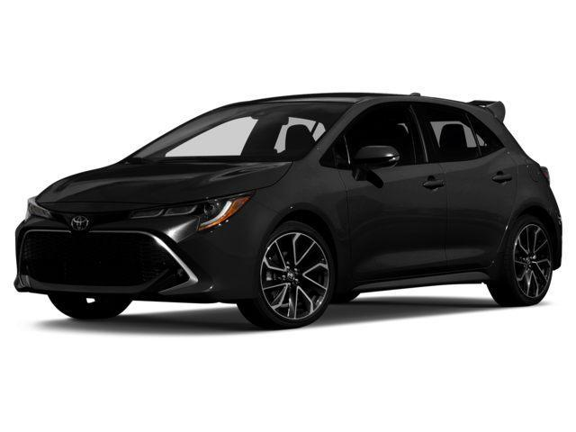2019 Toyota Corolla Hatchback SE Package (Stk: 19031) in Brandon - Image 1 of 3