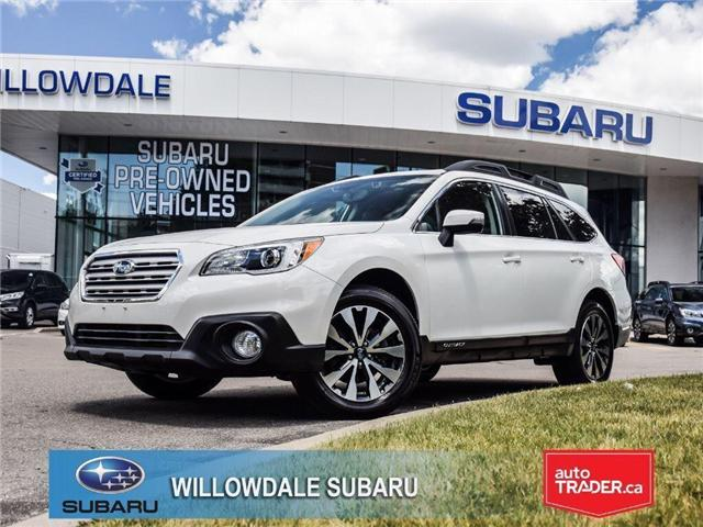 2015 Subaru Outback 2.5 | LIMITED | EYESIGHT (Stk: P2465) in Toronto - Image 1 of 24