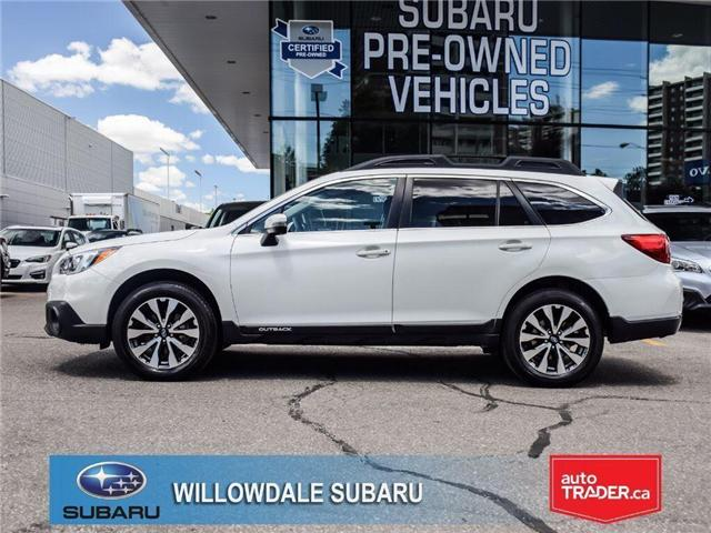 2015 Subaru Outback 2.5 | LIMITED | EYESIGHT (Stk: P2465) in Toronto - Image 2 of 24