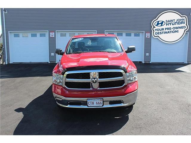 2013 RAM 1500 SLT (Stk: U1836) in Saint John - Image 2 of 18