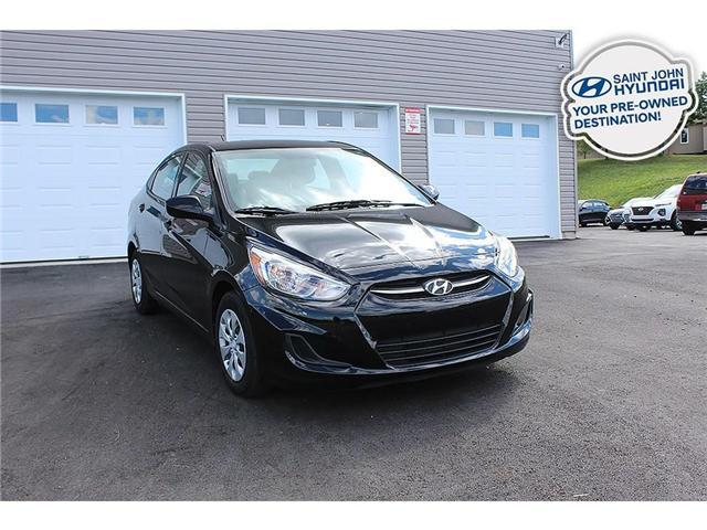 2016 Hyundai Accent  (Stk: U1827) in Saint John - Image 1 of 19