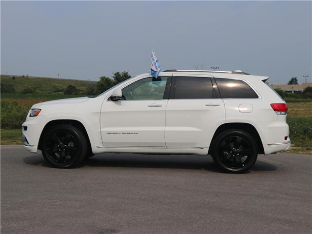 2016 Jeep Grand Cherokee Summit (Stk: 8851A) in London - Image 2 of 26