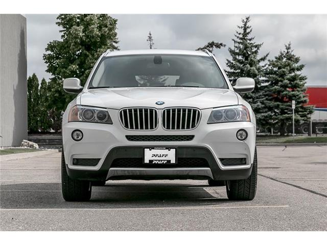 2011 BMW X3 xDrive28i (Stk: 20358A) in Mississauga - Image 2 of 21