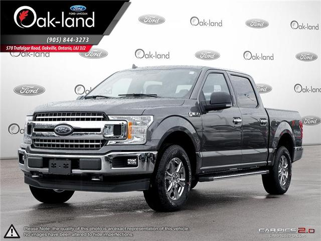 5c8b0ad1192a 2018 Ford F-150 XLT (Stk  8T412) in Oakville - Image 1 ...
