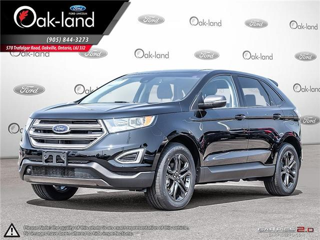 2018 Ford Edge SEL (Stk: 8D002) in Oakville - Image 1 of 22