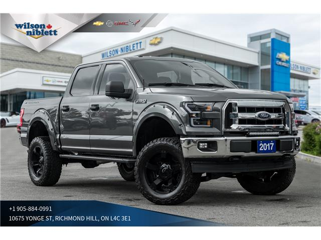 2017 Ford F-150 XLT (Stk: UA00895) in Richmond Hill - Image 1 of 20
