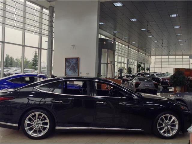 2018 Lexus LS 500 L (Stk: 180284) in Calgary - Image 1 of 17
