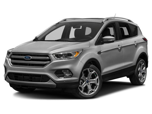 2018 Ford Escape Titanium (Stk: J-237) in Okotoks - Image 1 of 9