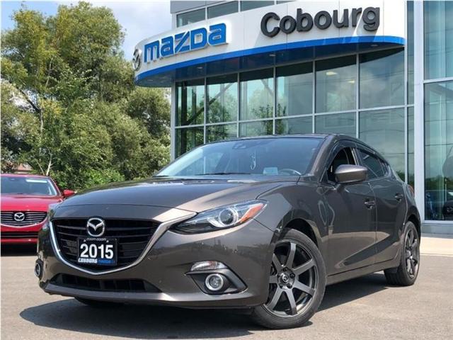 2015 Mazda Mazda3 GT (Stk: 18248A) in Cobourg - Image 1 of 9