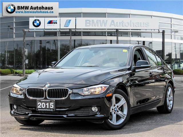 2015 BMW 320i xDrive (Stk: P8456) in Thornhill - Image 1 of 22