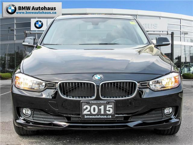 2015 BMW 320i xDrive (Stk: P8456) in Thornhill - Image 2 of 22