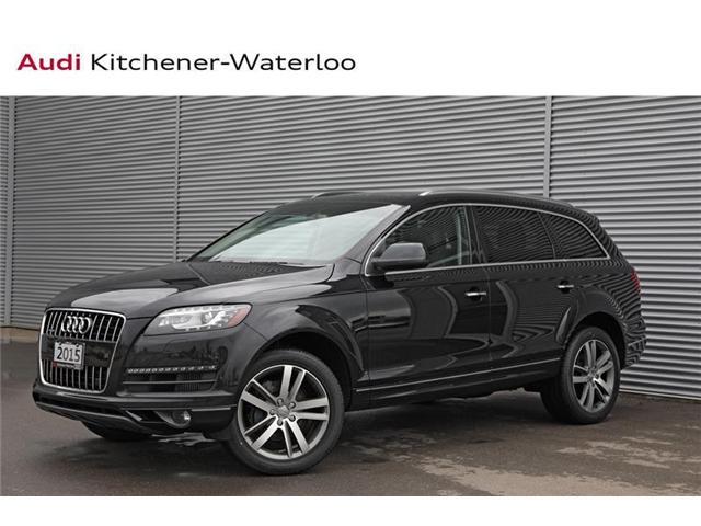 Used Cars, SUVs, Trucks for Sale in Kitchener | Audi Kitchener-Waterloo