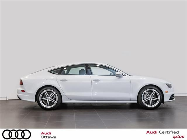 2017 Audi A7 3.0T Technik (Stk: PA453HT) in Ottawa - Image 2 of 22