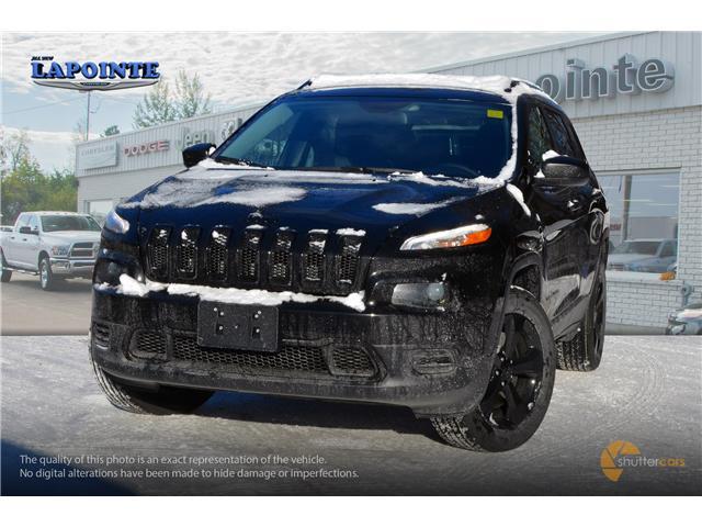 2018 Jeep Cherokee Sport (Stk: SL18089) in Pembroke - Image 1 of 20