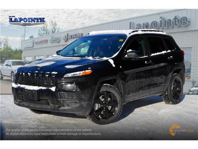 2018 Jeep Cherokee Sport (Stk: SL18089) in Pembroke - Image 2 of 20