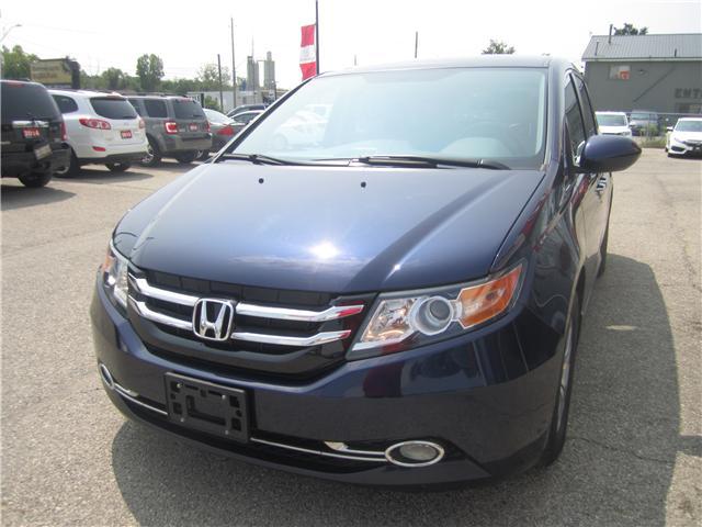 2016 Honda Odyssey EX (Stk: ) in Simcoe - Image 2 of 24