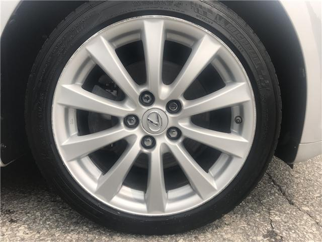 2008 Lexus IS 250 Base (Stk: ) in Concord - Image 12 of 21