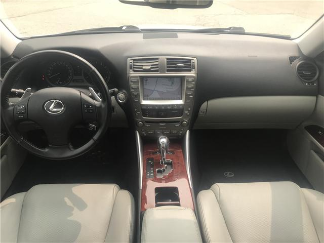 2008 Lexus IS 250 Base (Stk: ) in Concord - Image 13 of 21