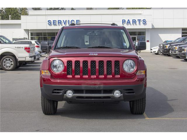 2017 Jeep Patriot Sport/North (Stk: 8F16415A) in Surrey - Image 2 of 25