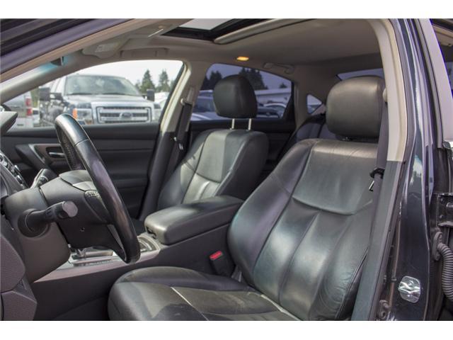 2013 Nissan Altima 2.5 SL (Stk: 8F17309A) in Surrey - Image 9 of 17