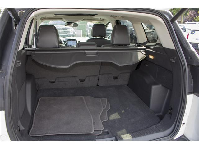 2017 Ford Escape Titanium (Stk: P0912) in Surrey - Image 9 of 10