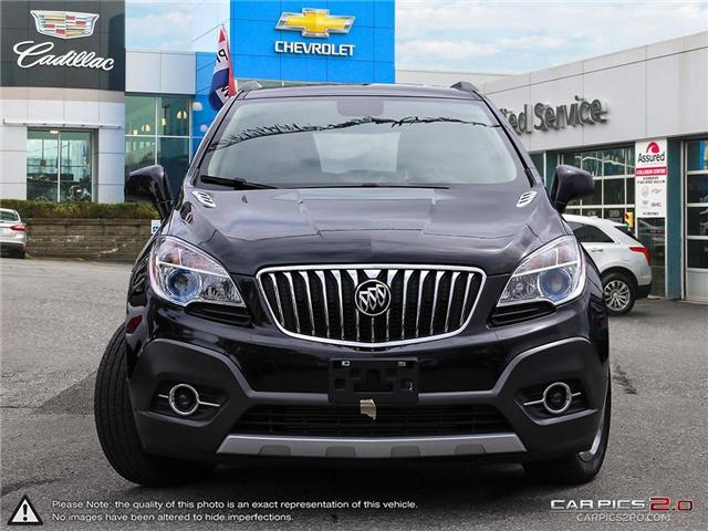 2013 Buick Encore Convenience (Stk: R12019) in Toronto - Image 2 of 27