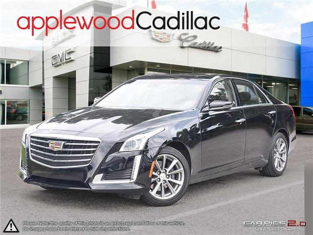 2018 Cadillac CTS 3.6L Luxury (Stk: 8006A) in Mississauga - Image 1 of 27