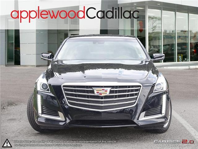 2018 Cadillac CTS 3.6L Luxury (Stk: 8006A) in Mississauga - Image 2 of 27