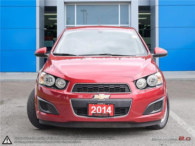 2014 Chevrolet Sonic LT Auto (Stk: 4362P) in Mississauga - Image 2 of 27