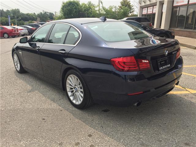 2011 BMW 535i xDrive (Stk: ) in Toronto - Image 3 of 20