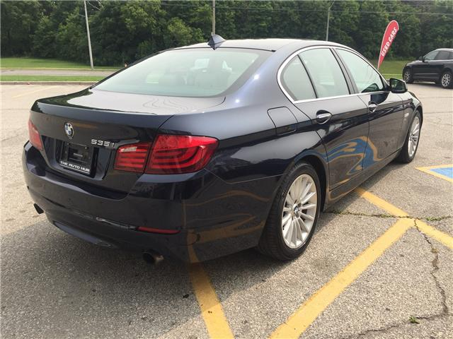 2011 BMW 535i xDrive (Stk: ) in Toronto - Image 5 of 20