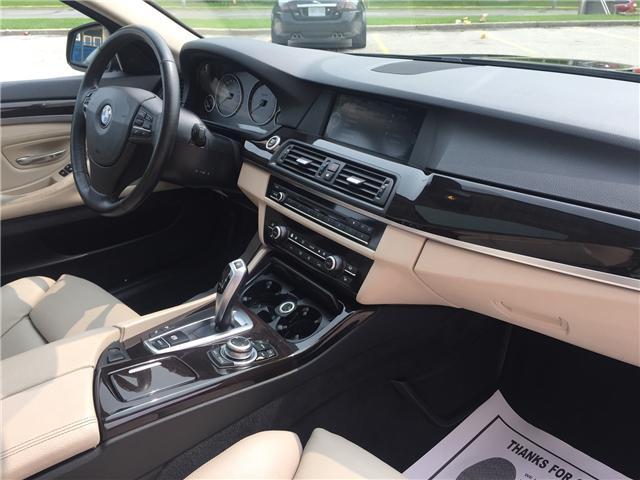 2011 BMW 535i xDrive (Stk: ) in Toronto - Image 14 of 20